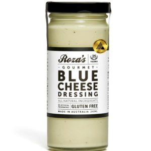 Rozas Gourmet Blue Cheese Dressing_WhiteBG_Award