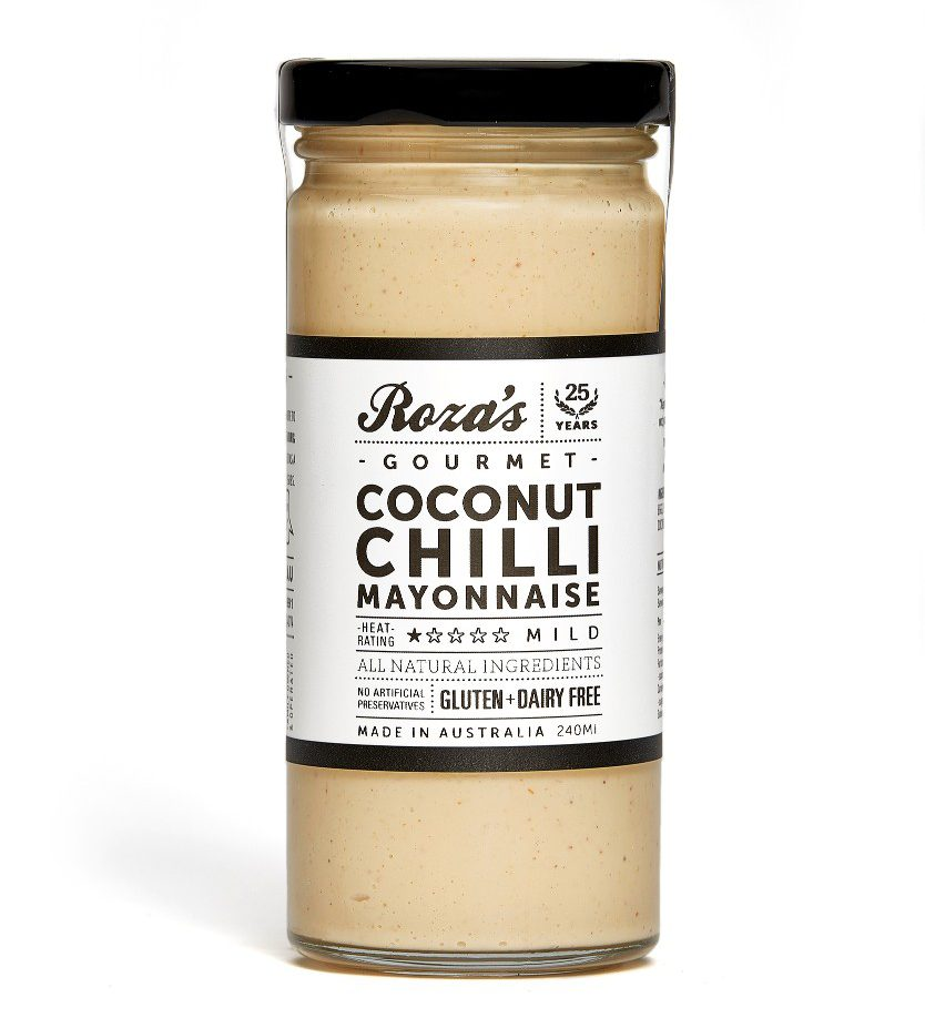 Coconut Chilli Mayonnaise