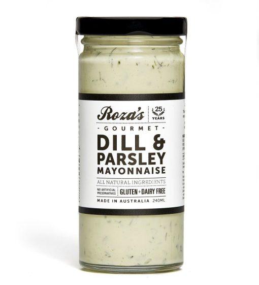 Dill & Parsley Mayonnaise_WhiteBG