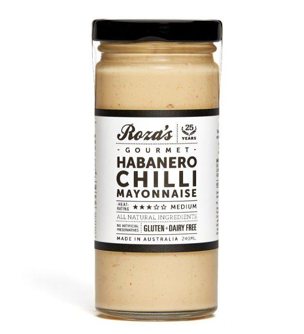 Habanero Chilli Mayonnaise_WhiteBG