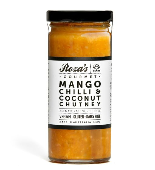 Mango Chilli & Coconut Chutney