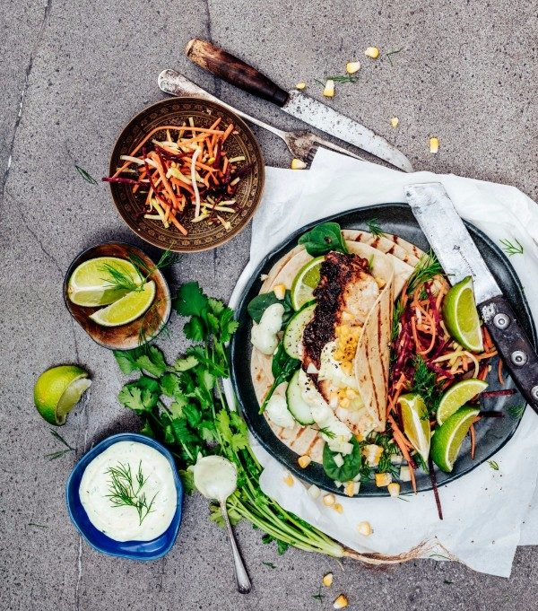 Mexican Meal Fish Tacos - Dill & Parsley (1)
