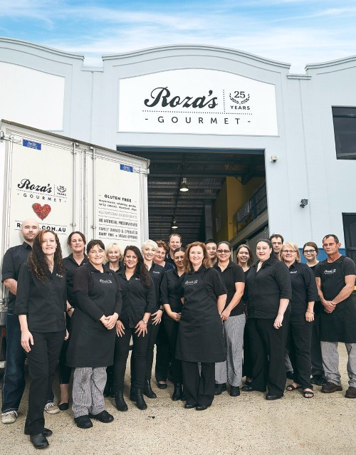 Rozas_Gourmet staff photo