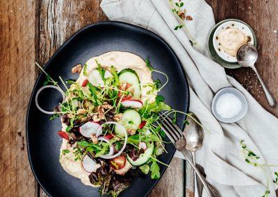 The Salad Formula