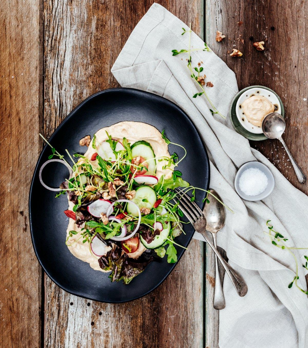 Salad Formula - Coconut Chilli Mayonnaise