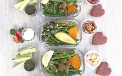 Healthy Meal Prep Inspiration