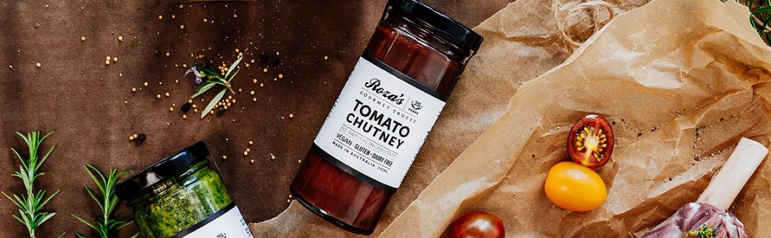 Rozas Gourmet Chutney Range