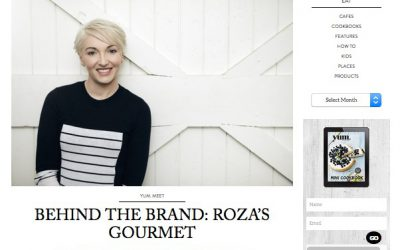 Behind the Brand: Roza's Gourmet