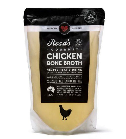 Roza's Gourmet Chicken Bone Broth
