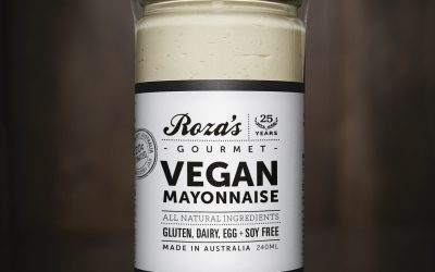 Vegans Get Saucy with Roza's Gourmet