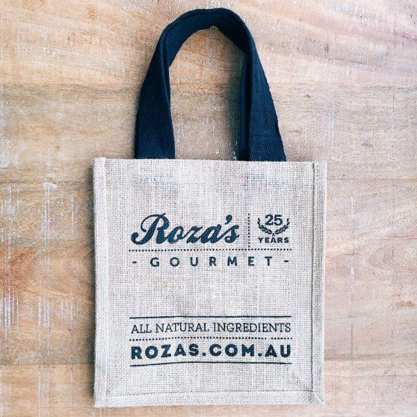 Rozas-Gourmet-Hessian-Bag