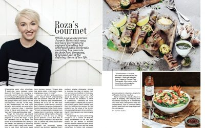 A Look Into The World of Roza's Gourmet