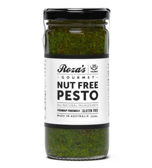Roza's Gourmet Nut Free Pesto