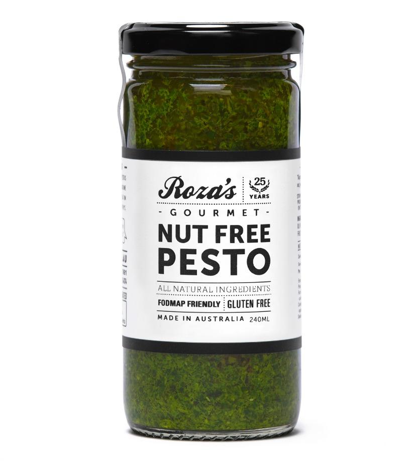 Nut Free Pesto Roza S Gourmet