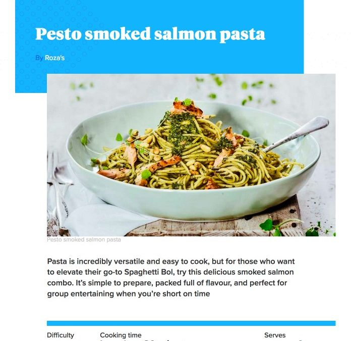 Perfect Pastas For World Pasta Day