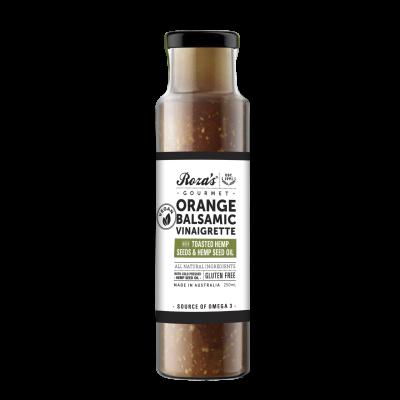 Orange Balsamic Vinaigrette