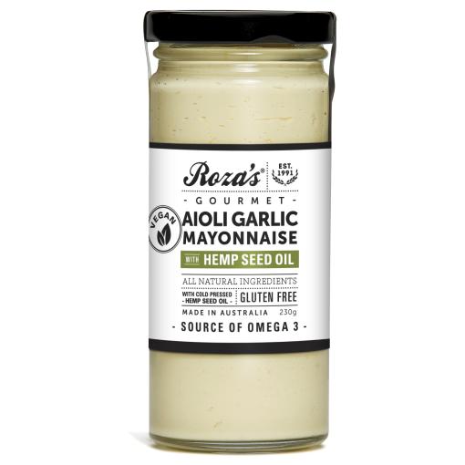 Aioli Garlic Mayonnaise