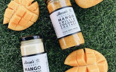 Mango Mayonnaise is here!