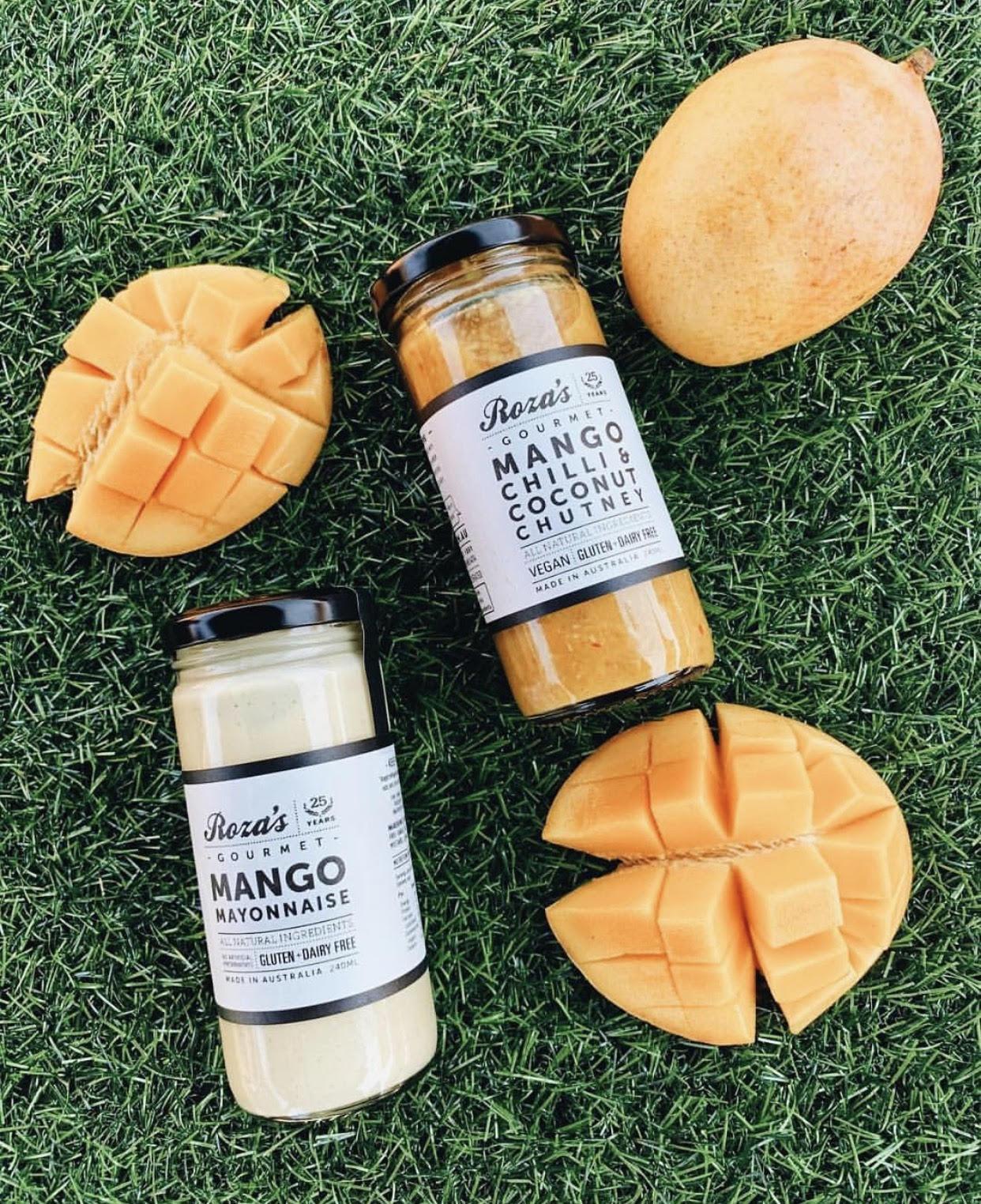 Roza's Gourmet Mango Mayonnaise