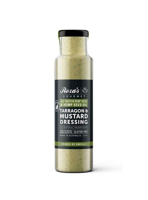 Roza's Gourmet Tarragon & Mustard Dressing