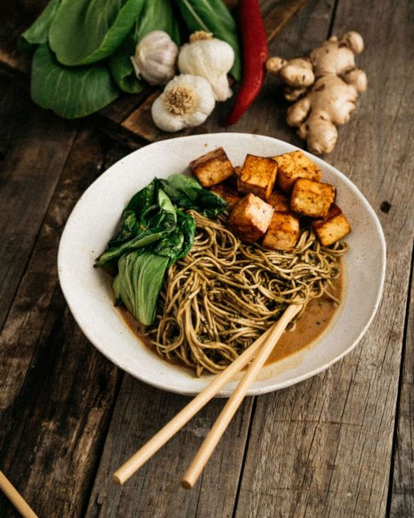 Thai Pesto Noodle Ramen recipe 2