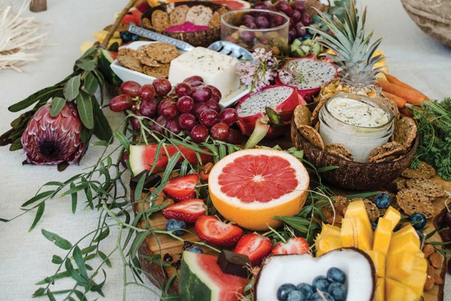 How To Make A Gluten-Free Grazing Platter