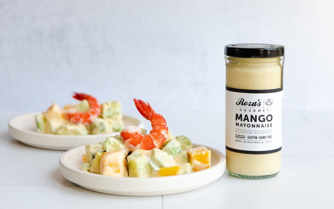 Prawn, Mango & Avocado Salad